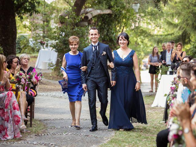 Il matrimonio di Fabio e Valentina a Brisighella, Ravenna 34