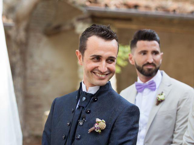 Il matrimonio di Fabio e Valentina a Brisighella, Ravenna 35