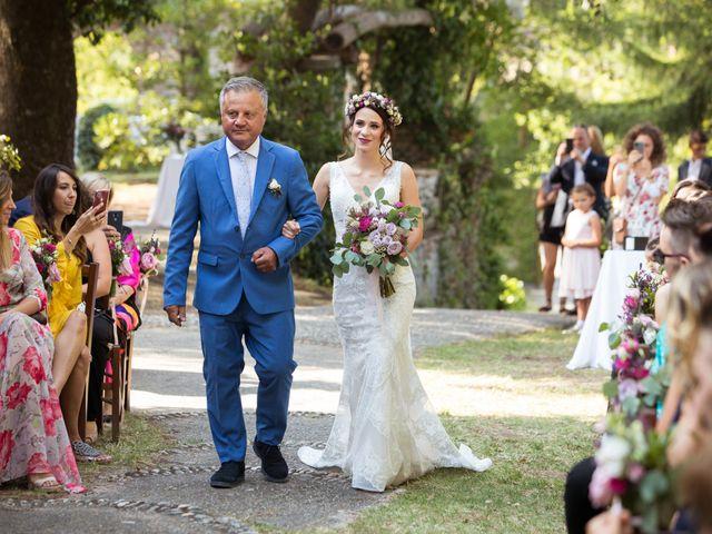Il matrimonio di Fabio e Valentina a Brisighella, Ravenna 36
