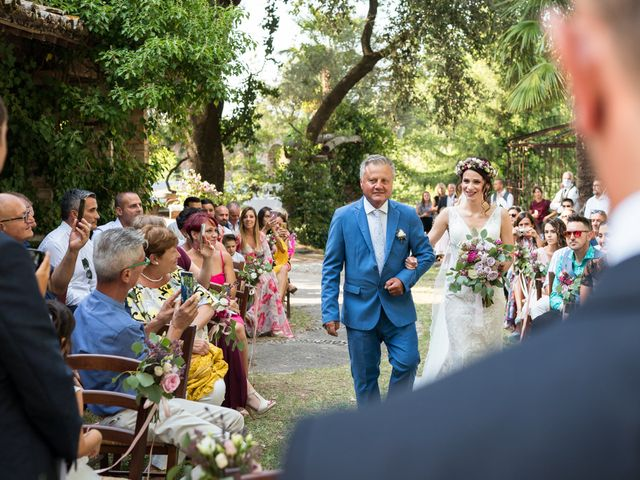 Il matrimonio di Fabio e Valentina a Brisighella, Ravenna 37