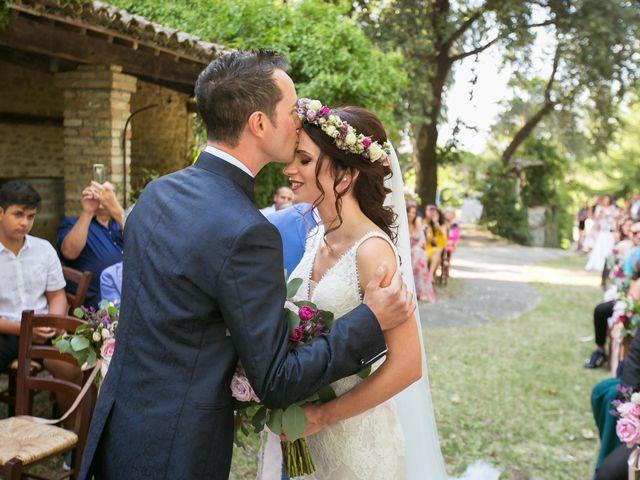 Il matrimonio di Fabio e Valentina a Brisighella, Ravenna 38