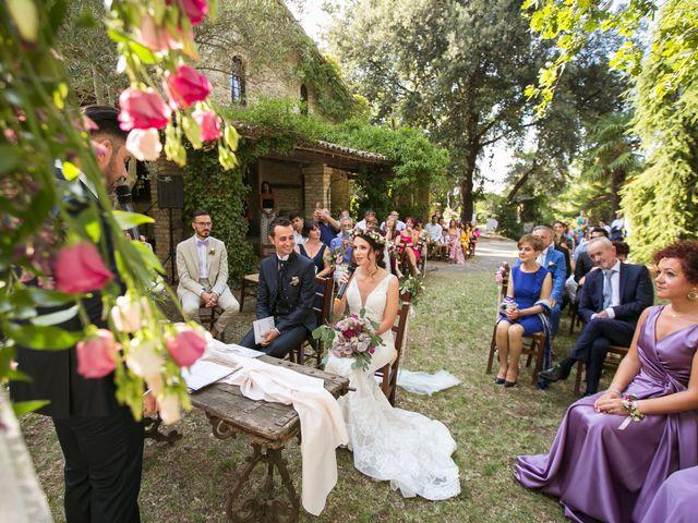 Il matrimonio di Fabio e Valentina a Brisighella, Ravenna 39
