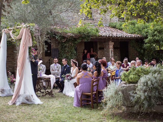 Il matrimonio di Fabio e Valentina a Brisighella, Ravenna 44