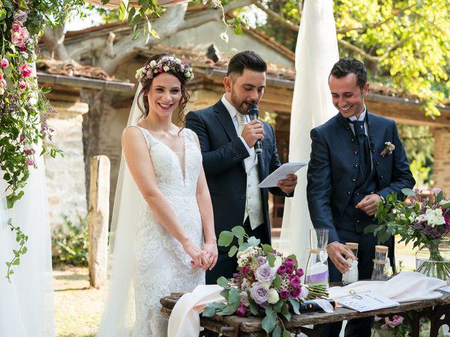 Il matrimonio di Fabio e Valentina a Brisighella, Ravenna 46