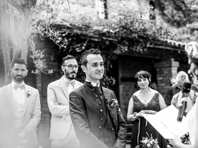 Il matrimonio di Fabio e Valentina a Brisighella, Ravenna 50