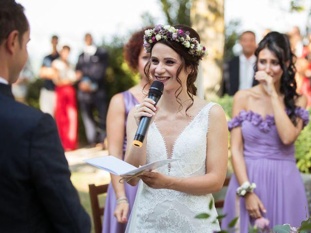 Il matrimonio di Fabio e Valentina a Brisighella, Ravenna 52