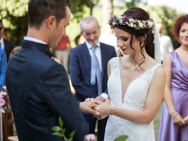 Il matrimonio di Fabio e Valentina a Brisighella, Ravenna 56