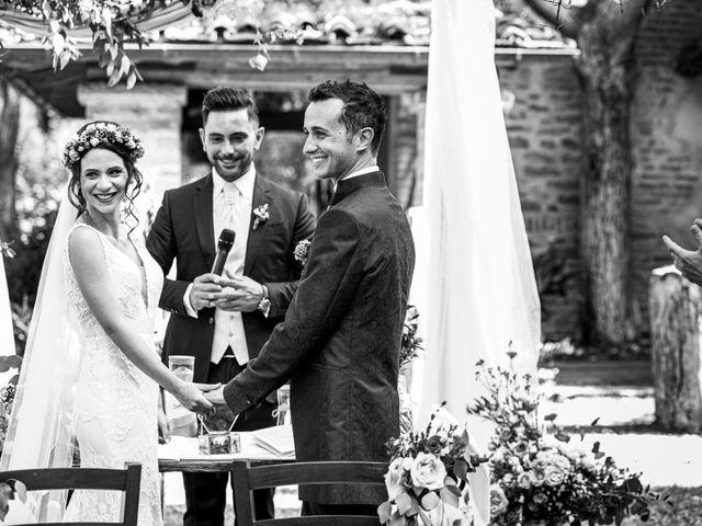 Il matrimonio di Fabio e Valentina a Brisighella, Ravenna 58