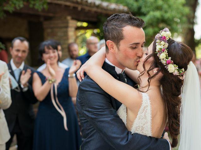 Il matrimonio di Fabio e Valentina a Brisighella, Ravenna 59