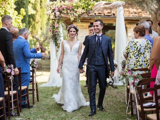 Il matrimonio di Fabio e Valentina a Brisighella, Ravenna 60