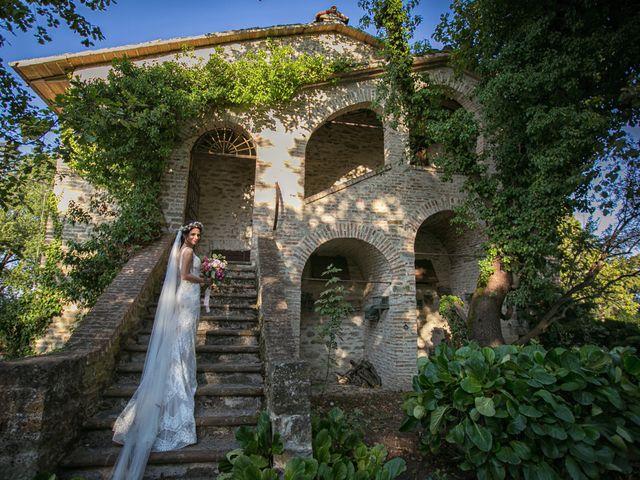 Il matrimonio di Fabio e Valentina a Brisighella, Ravenna 69