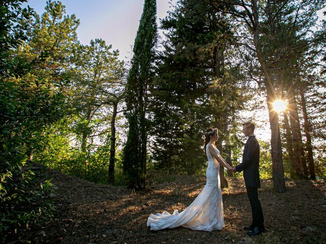 Il matrimonio di Fabio e Valentina a Brisighella, Ravenna 84