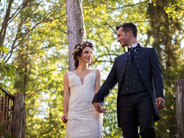 Il matrimonio di Fabio e Valentina a Brisighella, Ravenna 87