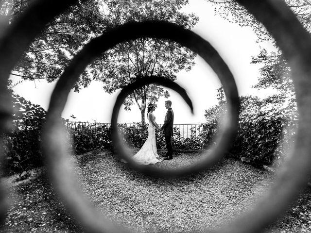 Il matrimonio di Fabio e Valentina a Brisighella, Ravenna 88