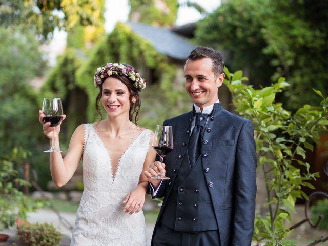 Il matrimonio di Fabio e Valentina a Brisighella, Ravenna 89