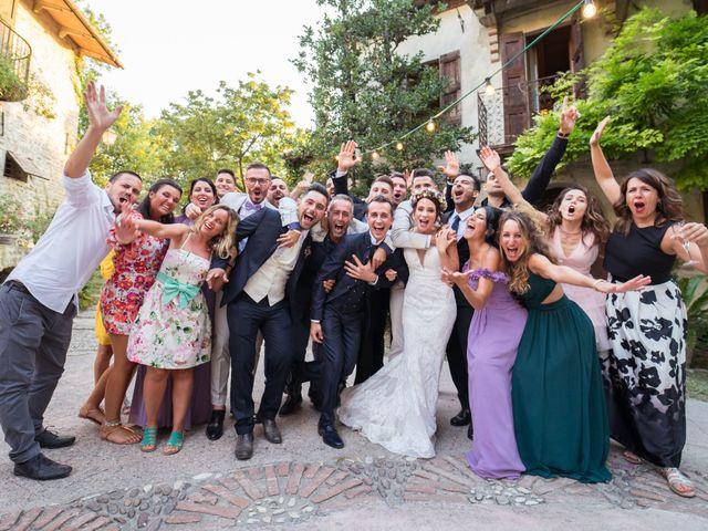 Il matrimonio di Fabio e Valentina a Brisighella, Ravenna 90