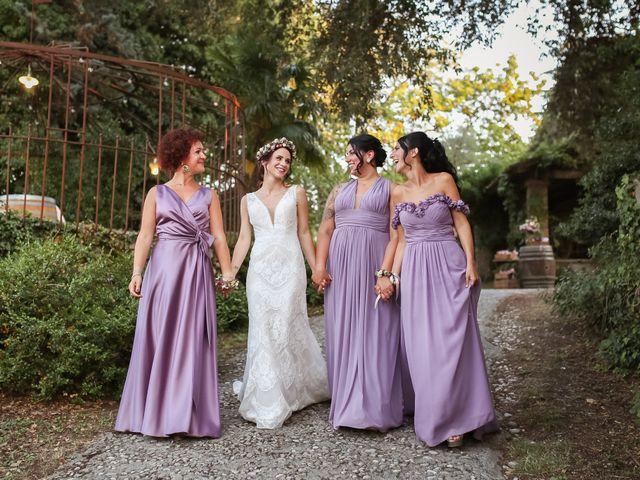 Il matrimonio di Fabio e Valentina a Brisighella, Ravenna 91