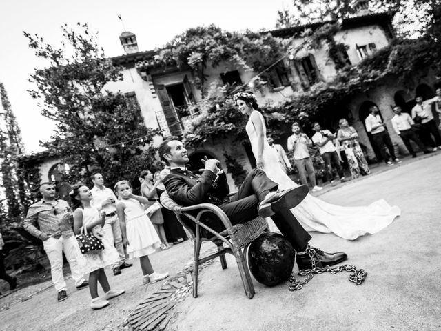 Il matrimonio di Fabio e Valentina a Brisighella, Ravenna 93