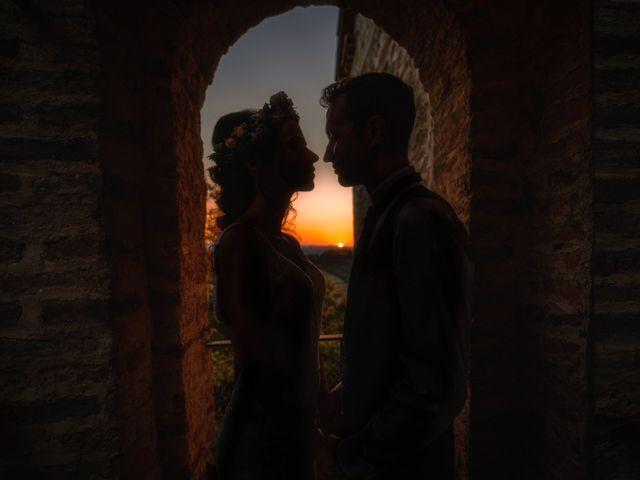Il matrimonio di Fabio e Valentina a Brisighella, Ravenna 97