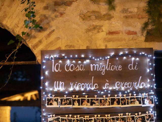Il matrimonio di Fabio e Valentina a Brisighella, Ravenna 101