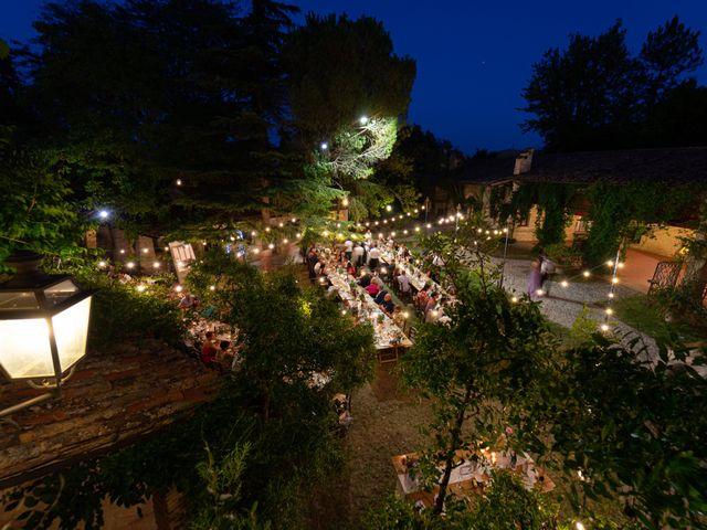 Il matrimonio di Fabio e Valentina a Brisighella, Ravenna 103