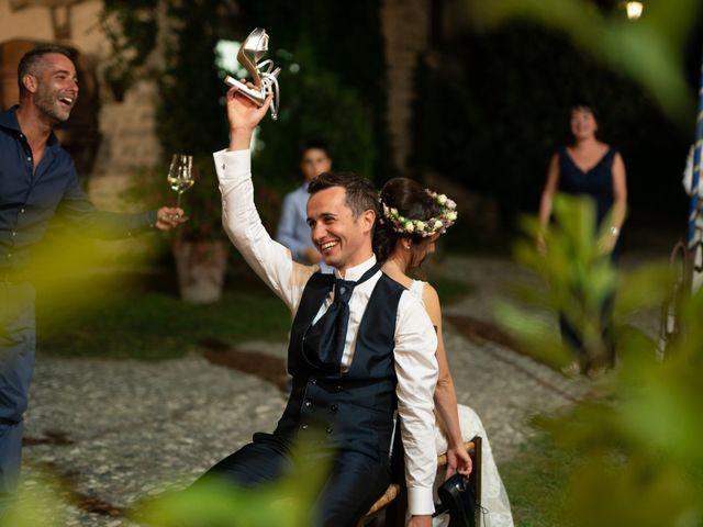 Il matrimonio di Fabio e Valentina a Brisighella, Ravenna 105