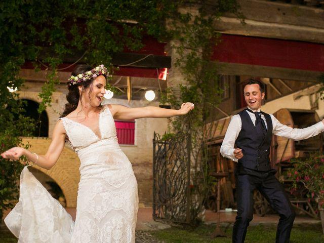Il matrimonio di Fabio e Valentina a Brisighella, Ravenna 108