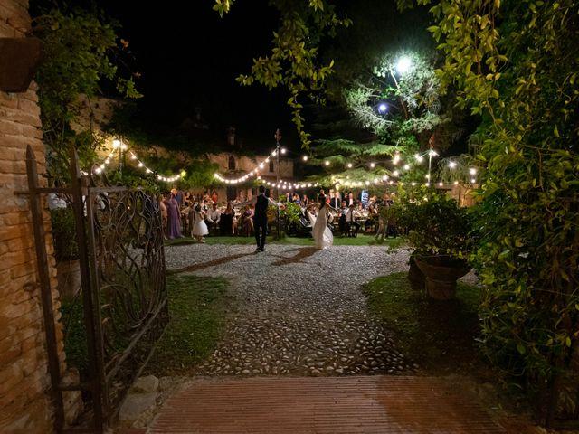 Il matrimonio di Fabio e Valentina a Brisighella, Ravenna 109