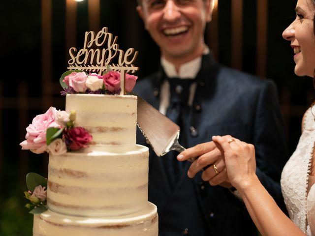 Il matrimonio di Fabio e Valentina a Brisighella, Ravenna 112