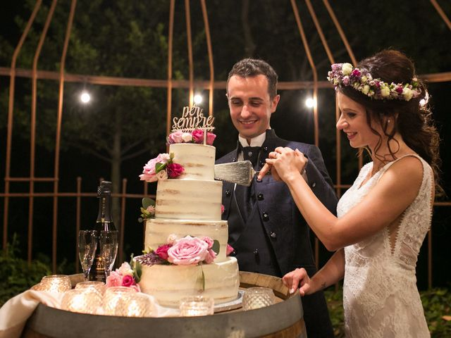 Il matrimonio di Fabio e Valentina a Brisighella, Ravenna 113