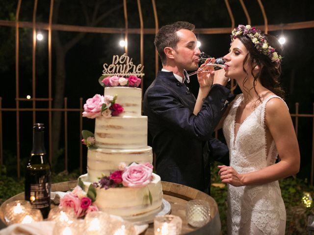 Il matrimonio di Fabio e Valentina a Brisighella, Ravenna 114