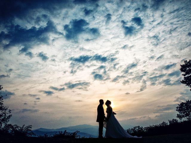 Le nozze di Greta e Marco