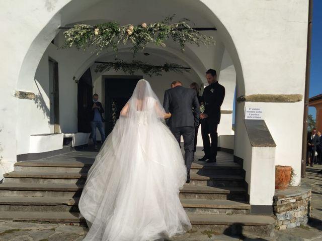 Il matrimonio di Alessandro  e Serena a Santa Margherita Ligure, Genova 11
