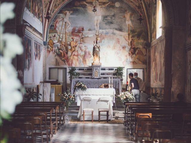 Il matrimonio di Alessandro  e Serena a Santa Margherita Ligure, Genova 13