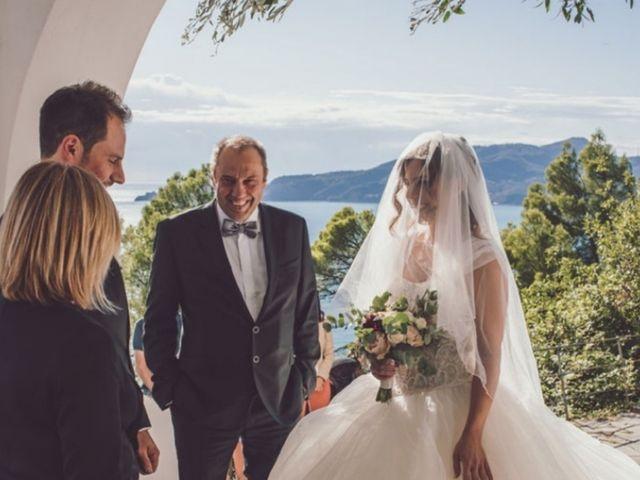 Il matrimonio di Alessandro  e Serena a Santa Margherita Ligure, Genova 14