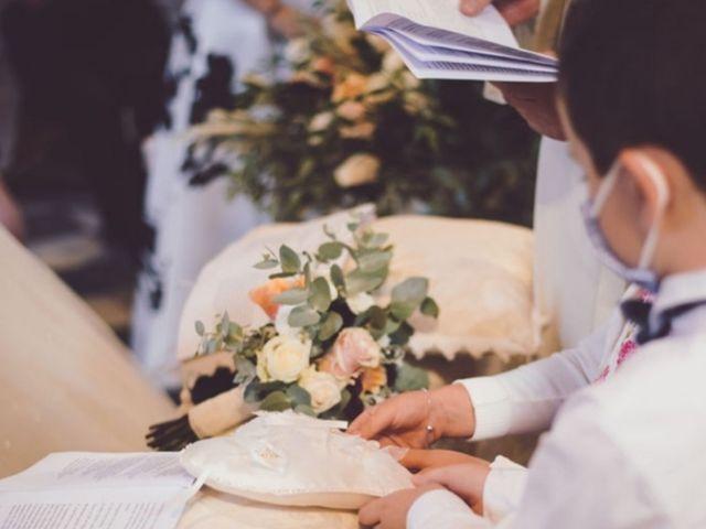 Il matrimonio di Alessandro  e Serena a Santa Margherita Ligure, Genova 16