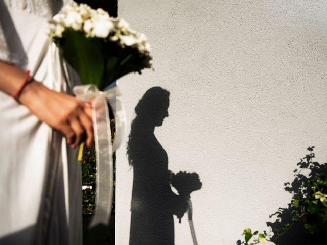 Il matrimonio di Ana e Roberto a Grottaferrata, Roma 1