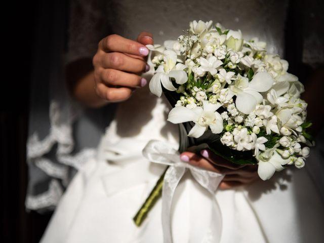 Il matrimonio di Ana e Roberto a Grottaferrata, Roma 8