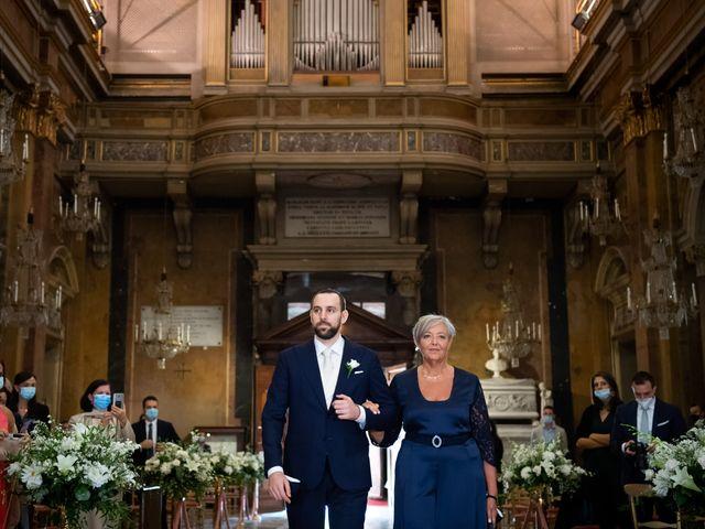 Il matrimonio di Ana e Roberto a Grottaferrata, Roma 10