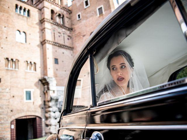 Il matrimonio di Ana e Roberto a Grottaferrata, Roma 11
