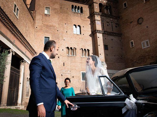Il matrimonio di Ana e Roberto a Grottaferrata, Roma 13