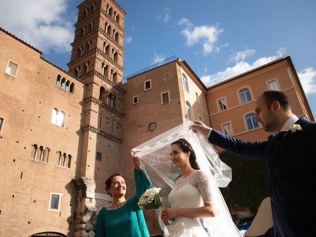 Il matrimonio di Ana e Roberto a Grottaferrata, Roma 14