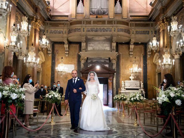 Il matrimonio di Ana e Roberto a Grottaferrata, Roma 15