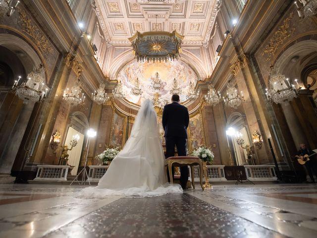 Il matrimonio di Ana e Roberto a Grottaferrata, Roma 16