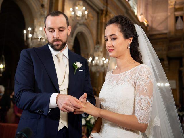 Il matrimonio di Ana e Roberto a Grottaferrata, Roma 17
