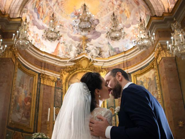 Il matrimonio di Ana e Roberto a Grottaferrata, Roma 19