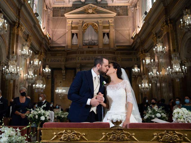 Il matrimonio di Ana e Roberto a Grottaferrata, Roma 20