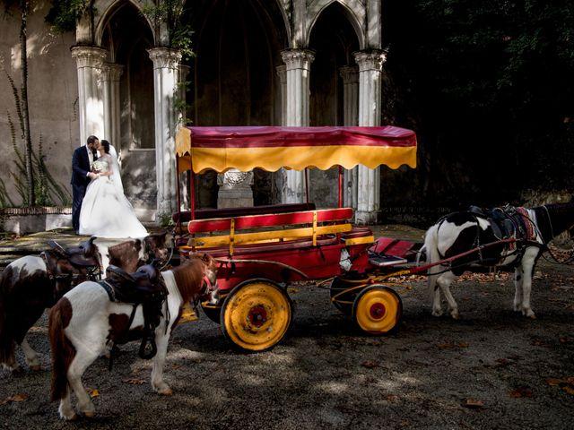 Il matrimonio di Ana e Roberto a Grottaferrata, Roma 22