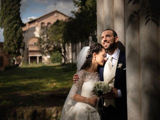 Il matrimonio di Ana e Roberto a Grottaferrata, Roma 23