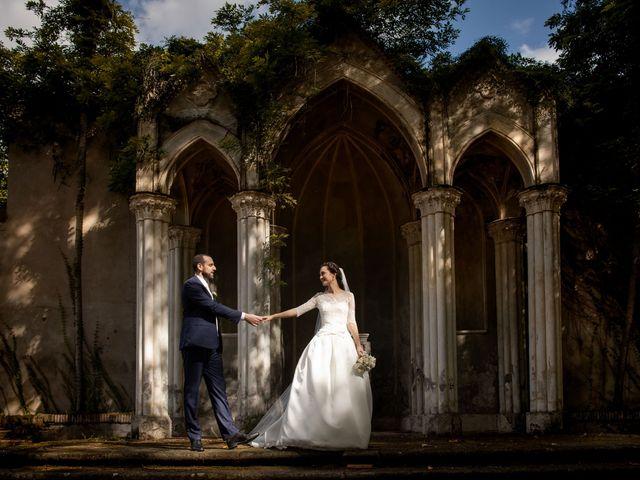 Il matrimonio di Ana e Roberto a Grottaferrata, Roma 24